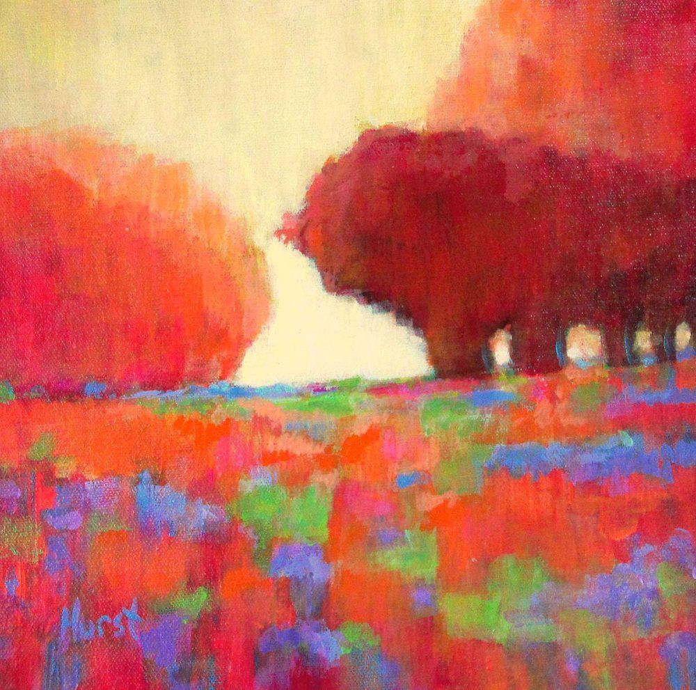 Tangerine Dreams - Marilyn Hurst
