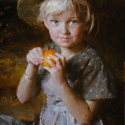 Tangerine Morgan Weistling