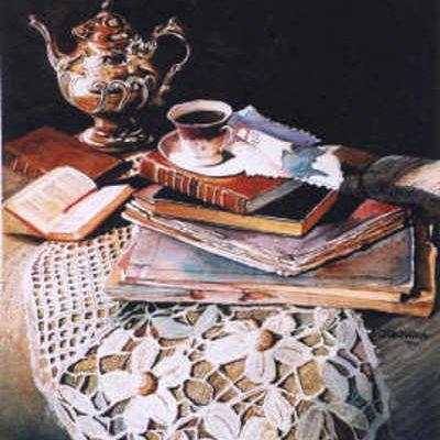Tea Break John Zacharias