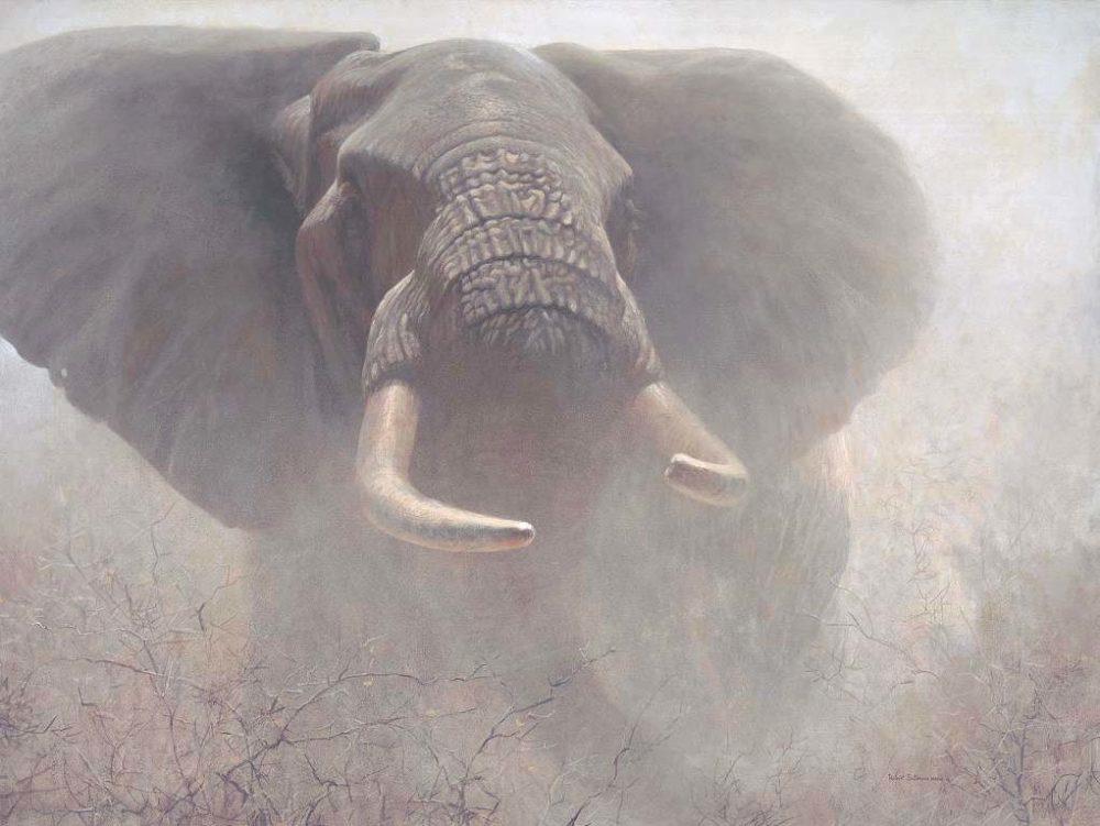 Tembo - Robert Bateman