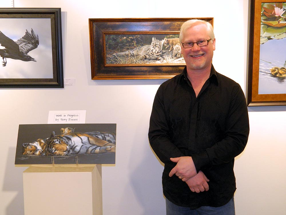 Terry Isaac - Remembering the Artist 1 - Blog Post