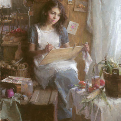 The Artist Morgan Weistling