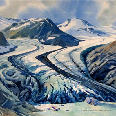 The Berendon Glacier Gregg Johnson