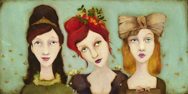 The Bridesmaids Cassandra Barney