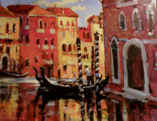 The Canal Brent Heighton