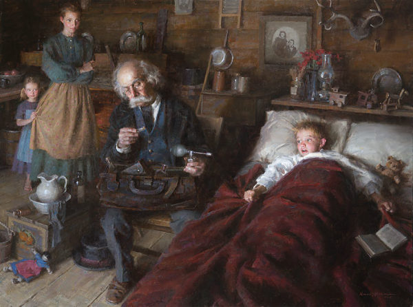 The Country Doctor - Morgan Weistling