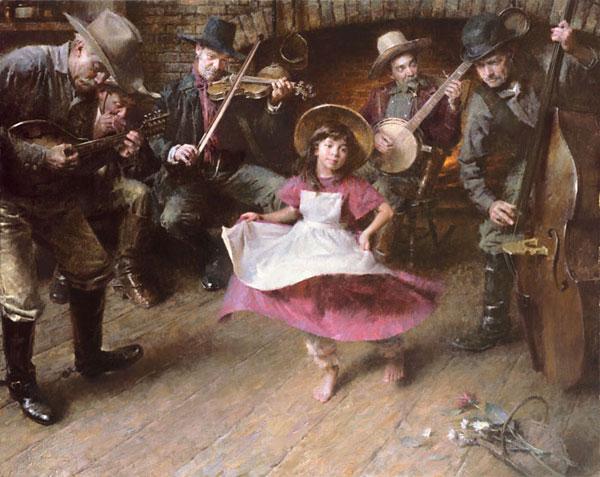 The Dance Morgan Weistling