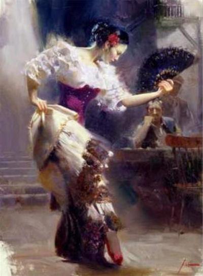 The Dancer Pino