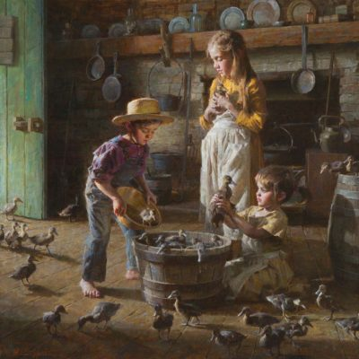 The Ducklings - Morgan Weistling