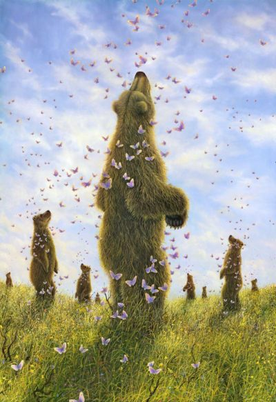The Enchantment - Robert Bissell