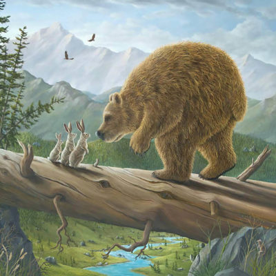 The Encounter - Robert Bissell