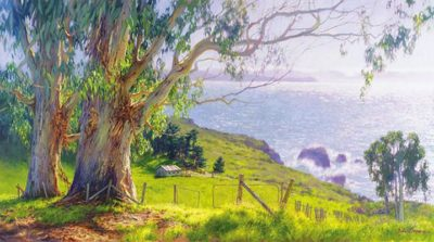 The Eucalyptus Coast June Carey