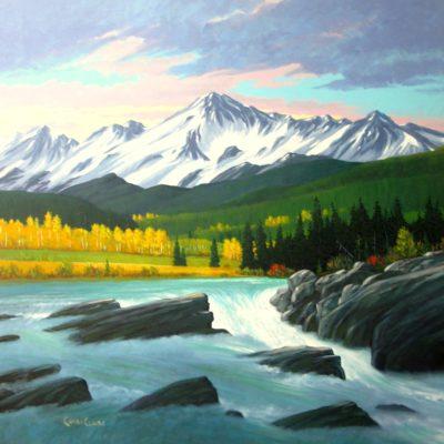 The Falls - Chris MacClure