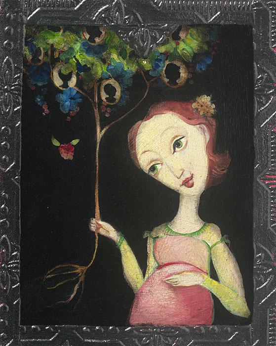 The Family Tree Cassandra Barney