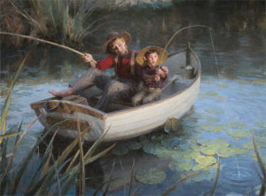 The Fishing Hole Morgan Weistling
