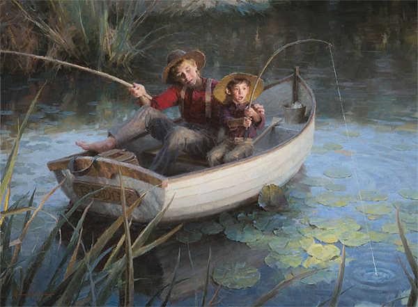 The Fishing Hole Morgan Weistling