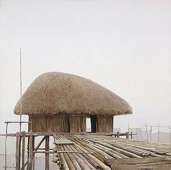 The Fishing Hut - Mo Dafeng