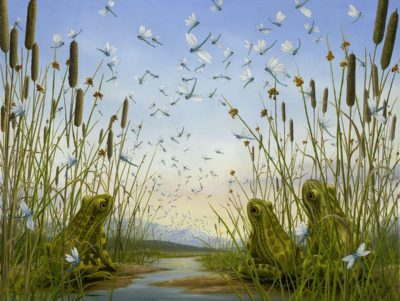 The Flight! - Robert Bissell