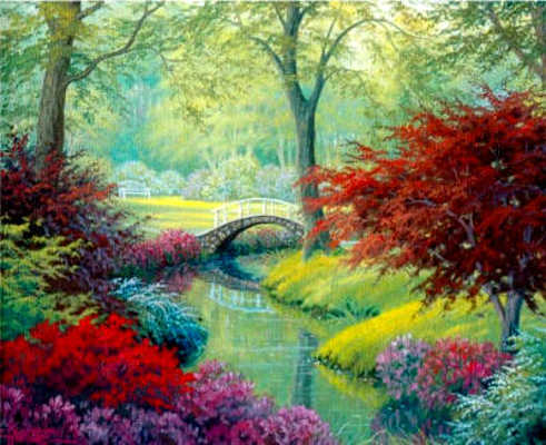 The Garden Brook Charles White
