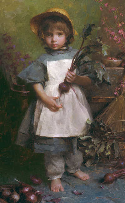 The Gardener Morgan Weistling