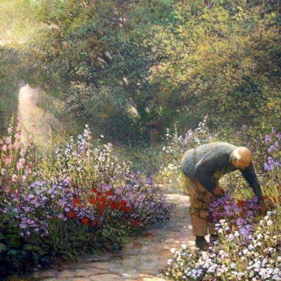 The Gardener - Philip Craig