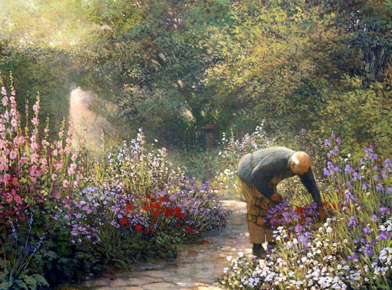 The Gardener - Philip Craig