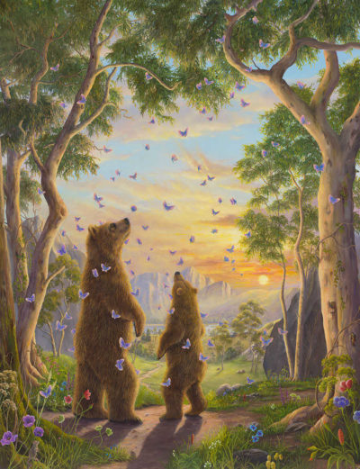 The Golden Hour Robert Bissell