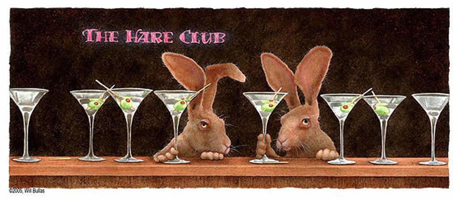The Hare Club Will Bullas