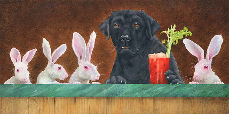 The Hare Of The Dog Will Bullas