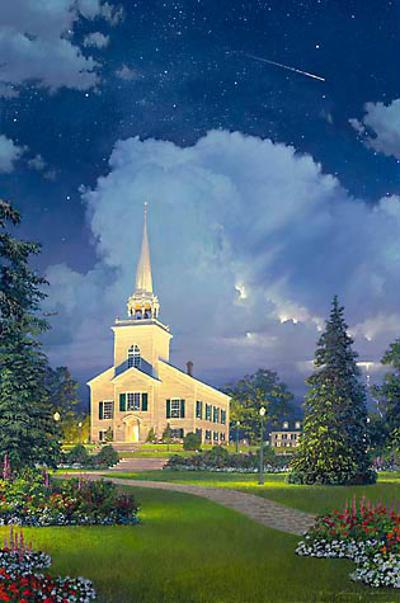 The Heavens Proclaim His Glory William S. Phillips