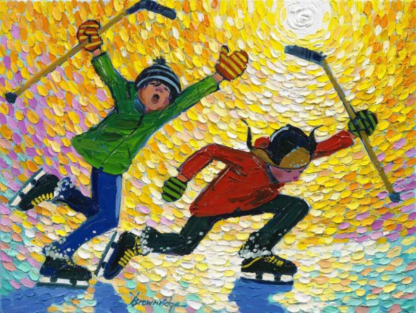 The Hockey Boogie - Bill Brownridge