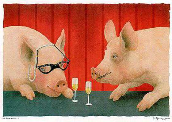 The House Swine Will Bullas