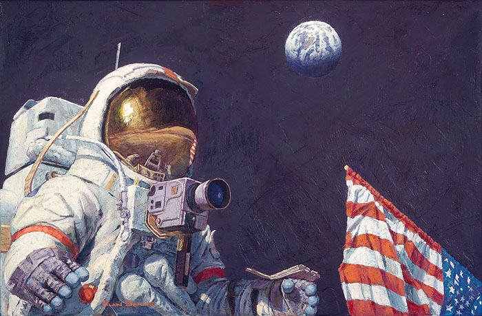 The Last Man On The Moon Alan Bean