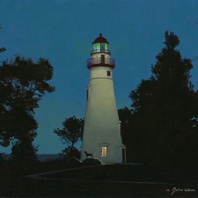The Lighthouse Keeper John Weiss