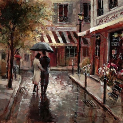 The Lovers Brent Heighton