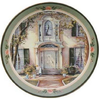 The Pathway Collector Plate Trisha Romance