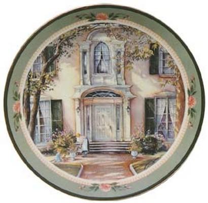 The Pathway Collector Plate Trisha Romance