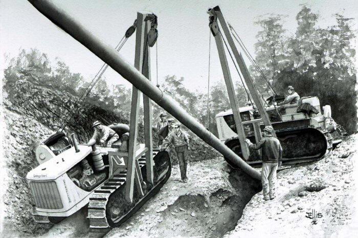 The Pipeliners Jack Ellis