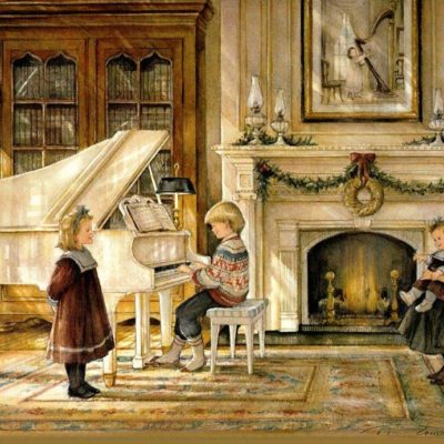 The Recital - Trisha Romance