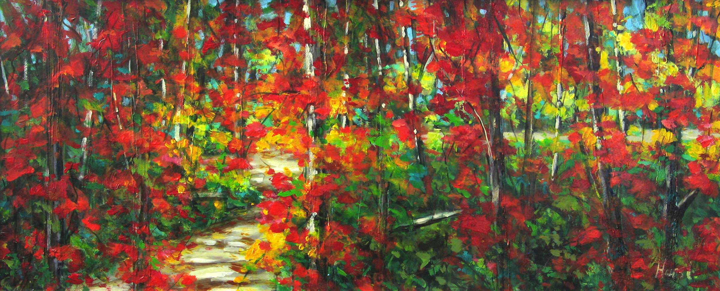 The Silent Path - Marilyn Hurst
