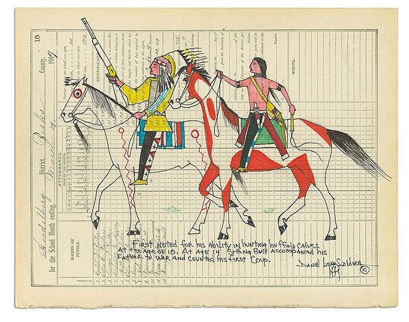 The Story of Sitting Bull - Daniel Long Soldier (1)