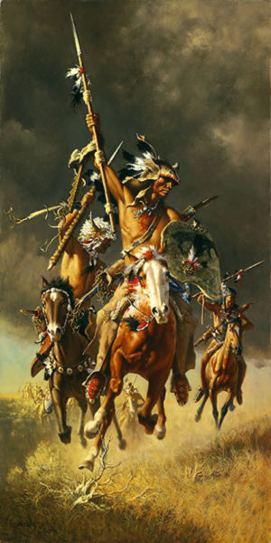 The Taunt - Frank McCarthy