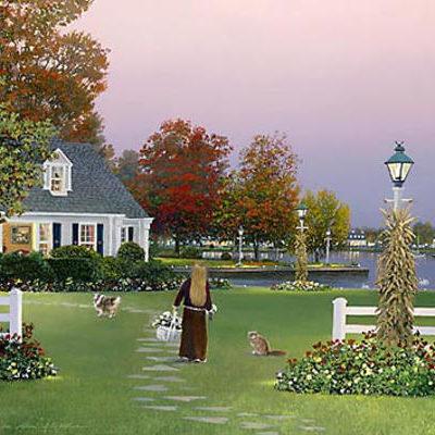 The Tender Cares Of Autumn William S. Phillips