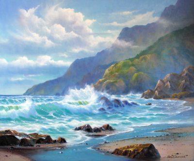 The Viridian Sea #2 - Jonn Einerssen