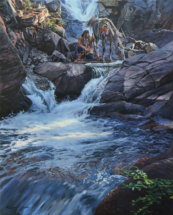 The Waters Speak - David Yorke