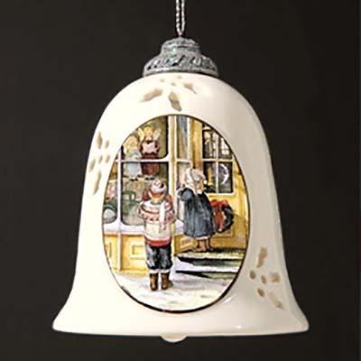 The Window Shoppers - Ornament - Trisha Romance