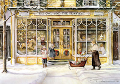 The Window Shoppers Trisha Romance