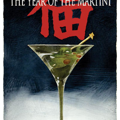 The Year Of The Martini Will Bullas