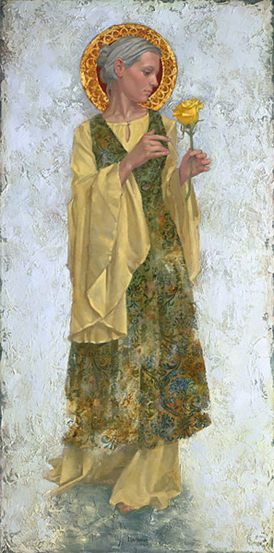 The Yellow Rose James Christensen
