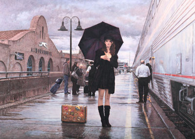 There Are Places To Go Steve Hanks